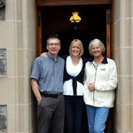 Neil, Karen & Karens mum.