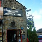 Frosty reception at Theakston's Brewery Visitor Centre
