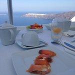 Desayuno en heaven suite