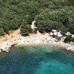 "Beach ""JERT"" in Pinezići"