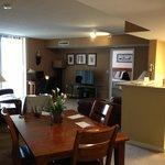 AP#420 Living room/diner/kitchen