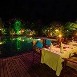 Pool site Restaurant