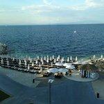 spiaggia hotel kempinski