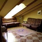 El salón de los apartamentos de la alqueria