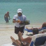 Strand Bedienung
