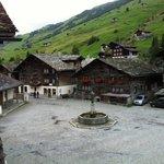 Hotel Alpina Vals Foto