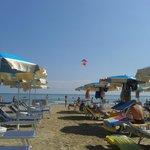 la spiaggia,bagno delfino 131