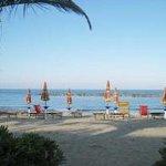 the beach of San Benedetto del Tronto, 10km from Villa Bussola