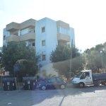 apartamentos building