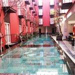 Swimming pool Amaris Hotel