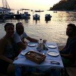 Φωτογραφία: Mouria Fish Tavern Agnontas