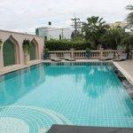 Pool is nice