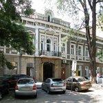 Фасад с ул. Коблевской