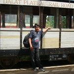 The Old Dalat Rail Station