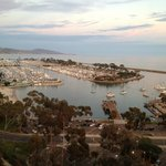 view of Dana Point harbour