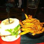 Green Eggs and Ham-burger