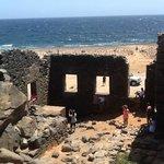 Vista das Ruinas