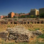 Roman Bath in Ulus, Ankara