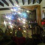 Christmas Tree 2012 in the Fireside Restaurant.