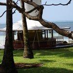 Severin Sea Lodge - Aussenbar