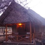 Severin Safari Camp - Tsavo West Nationalpark
