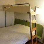 Etap Hotel と同じ2段ベッド