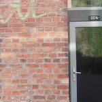 Puerta al apartamento
