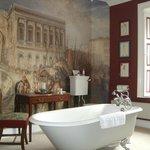 "The ""Morning Room"" bathroom"