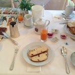 colazione con vista