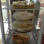 Our Dessert Fridge