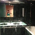 Baño muy chuli