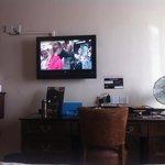 tv kettle fan