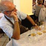 Gaetano e le sue degustazioni!!!