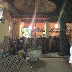 bar del villaggio