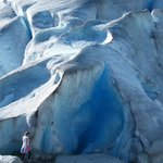 Blue Ice Caves