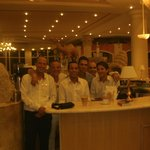 L'equipe du lobby, bar latino