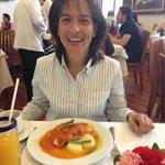 desayuno en El Cardenal