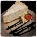 Tuckers cheesecake!