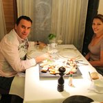 Jantar a dois - Rias de Galícia, Barcelona