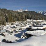 Seefeld in Winter