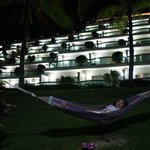 From a hammock by the pool to the rooms by nite