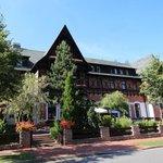 Hotel Habichtstein, Alexisbad