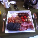 The Full Breakfast even beat me!