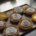 exquise tartelettes au citron