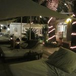 terrasse du blue bar