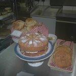 Home make cakes