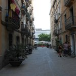 De straat