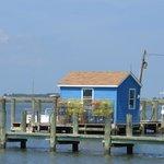Smith Island docks