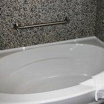 Comfortable tub