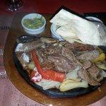 Steak fagita